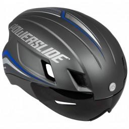 Powerslide Wind helmet titanium grey