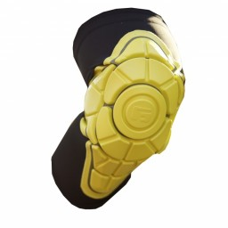G form Knee pads yellow