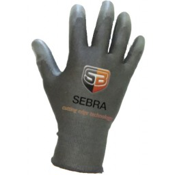 Sebra Glove Protect III Black Edition