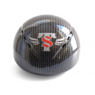 EVO Short Track helmet black